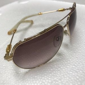 Chrome Hearts Kufannaw ii white Pearl and gold